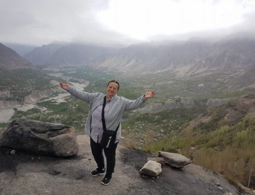 Love for Hunza needs no language!