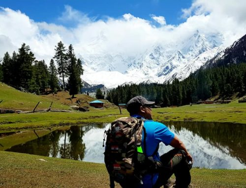 Let your soul and spirit fly at Fairy Meadows.