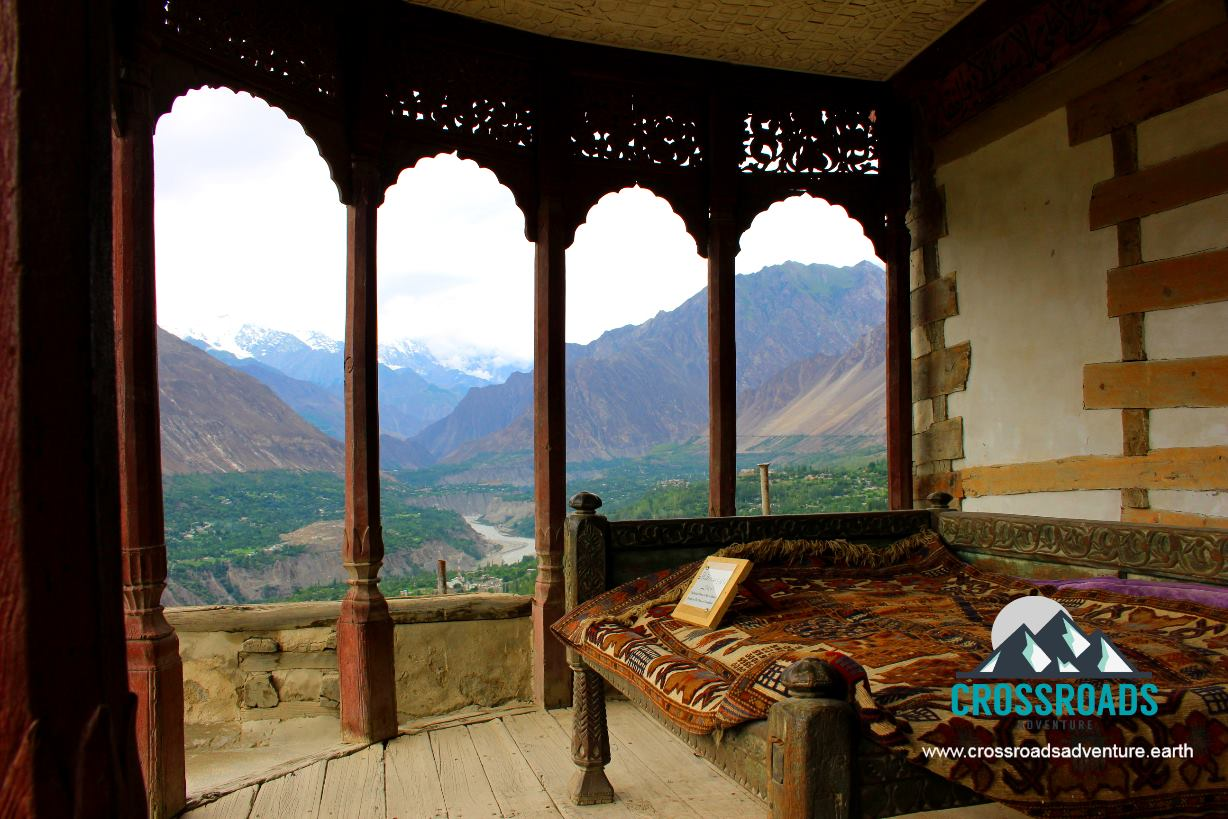 Hunza valley Baltit fort (1)