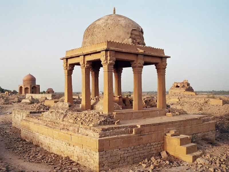 UNESCO Heritage Sites Pakistan. UNESCO World Heritage Sites in Pakistan